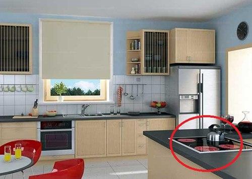 Cần lưu ý phong thủy trong xây dựng phòng bếp